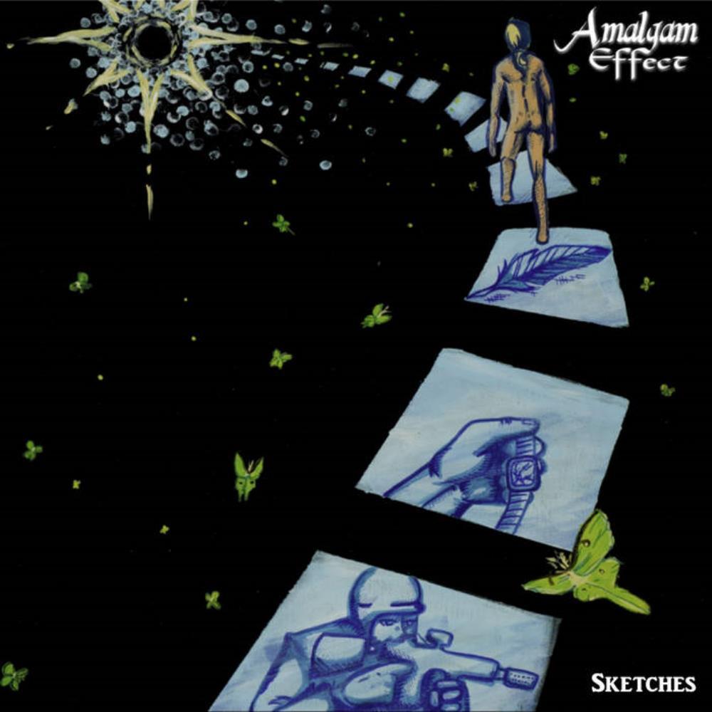 Sketches by AMALGAM EFFECT album cover