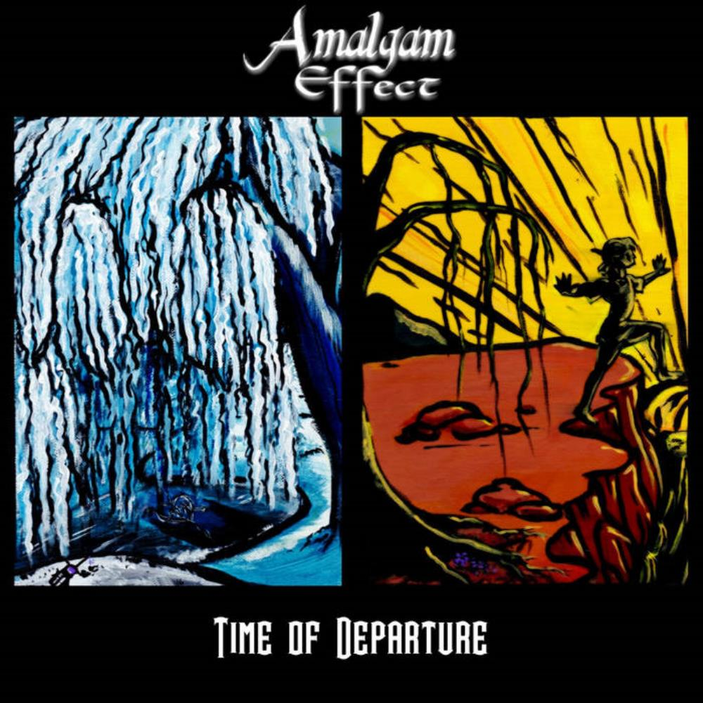 Amalgam Effect Time fo Departure album cover