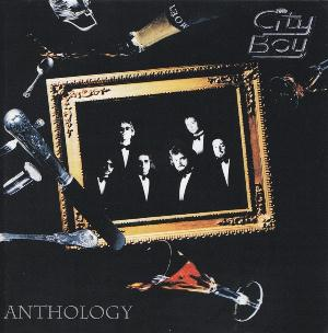 City Boy Anthology album cover