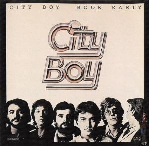 Book Early by CITY BOY album cover