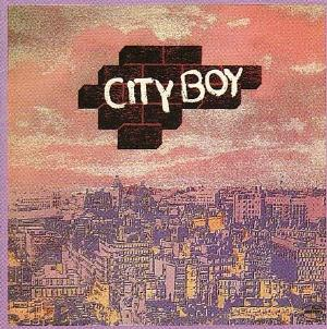 City Boy - City Boy CD (album) cover
