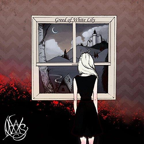 Greed Of White Lily by ALEVAS album cover