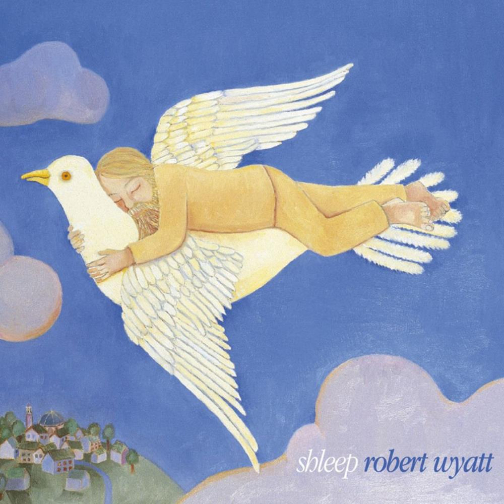 Robert Wyatt Shleep album cover