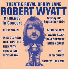 Theatre Royal Drury Lane by WYATT, ROBERT album cover