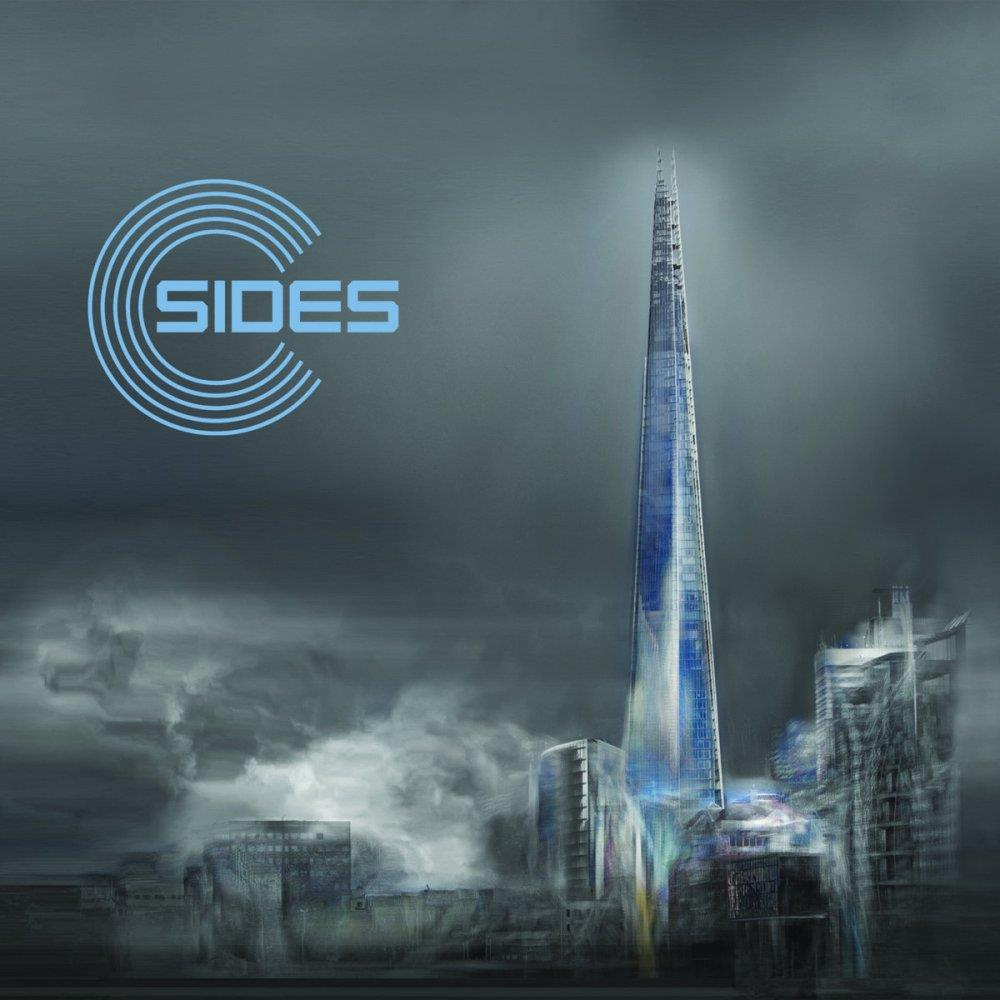C Sides - We Are Now CD (album) cover