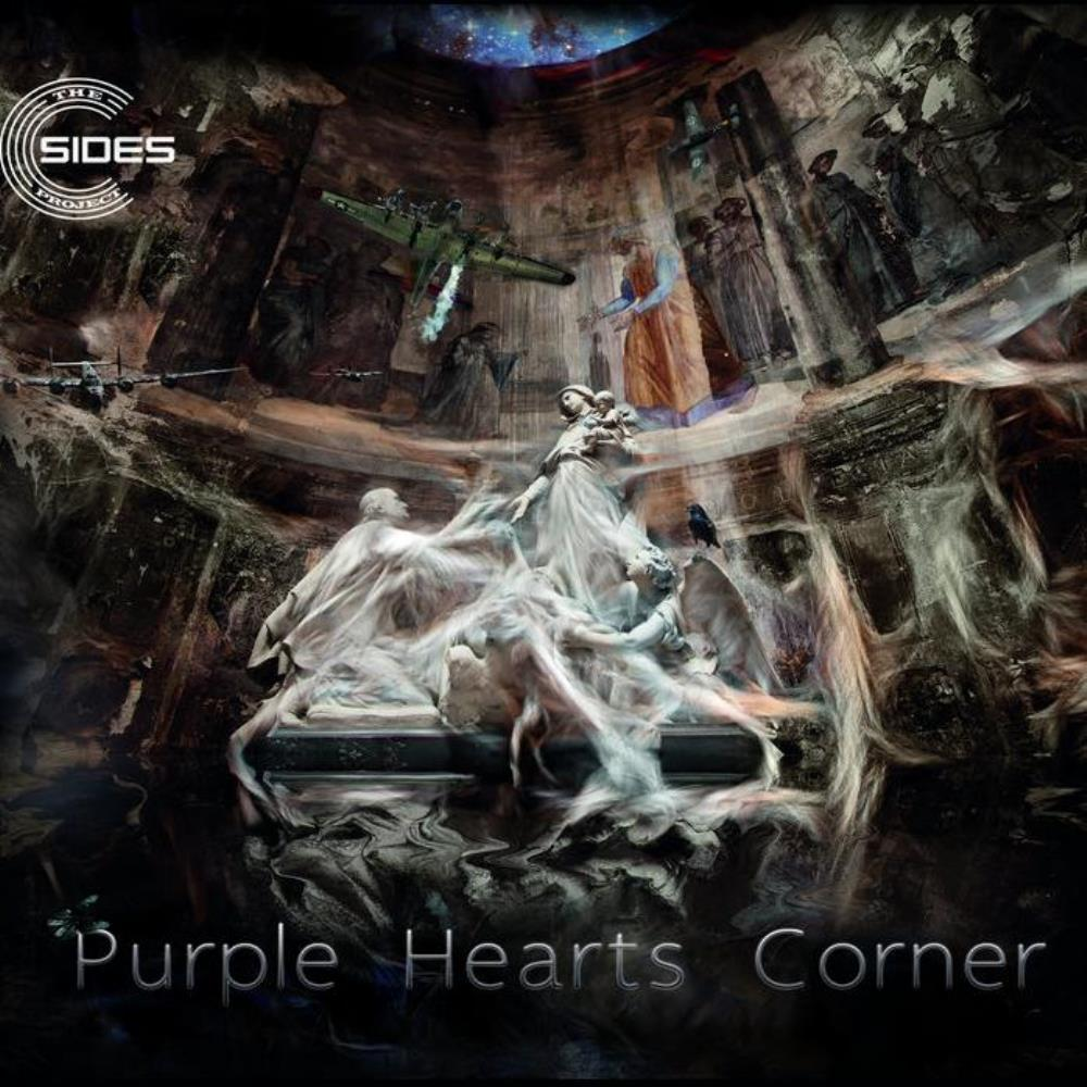 Purple Hearts Corner by C SIDES album cover