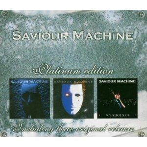 Saviour Machine Platinum Box album cover