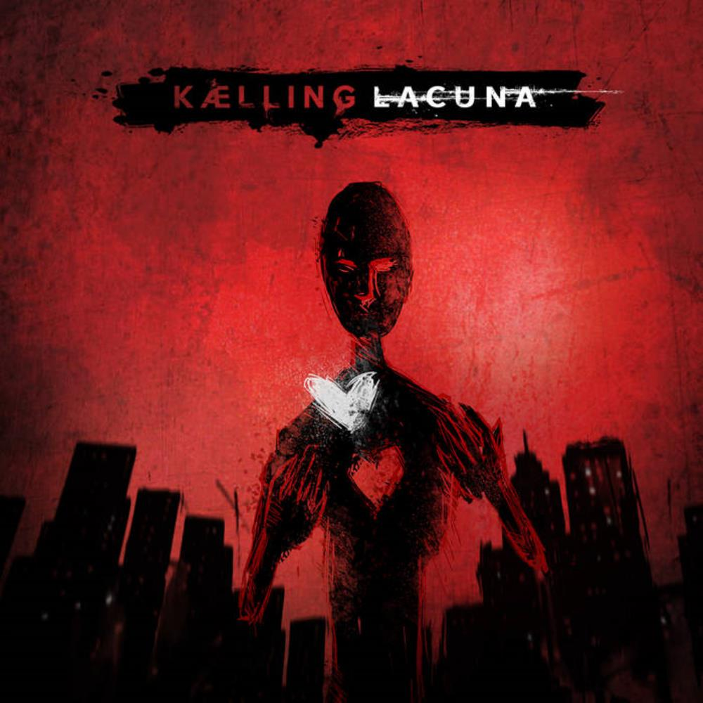 Lacuna by KAELLING album cover