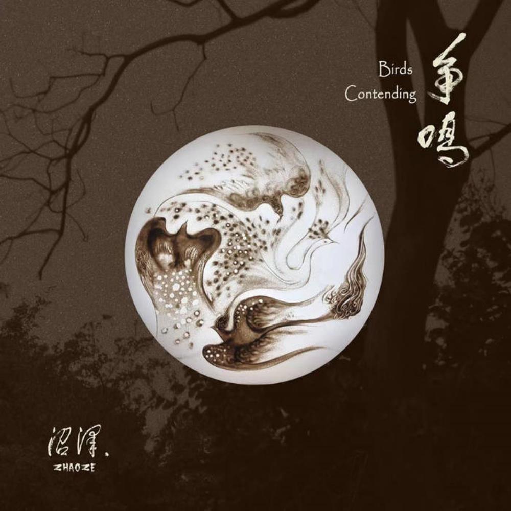 Birds Contending by ZHAOZE album cover