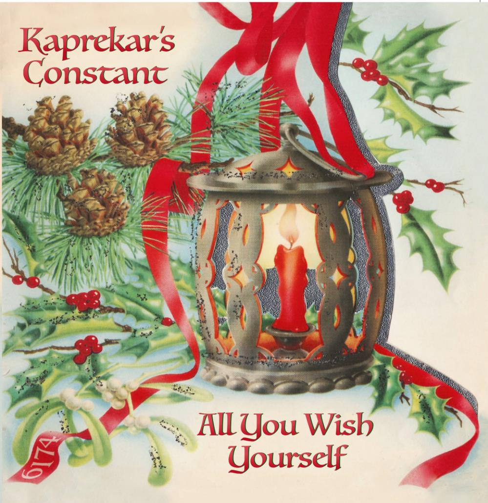 All You Wish Yourself by KAPREKAR'S CONSTANT album cover