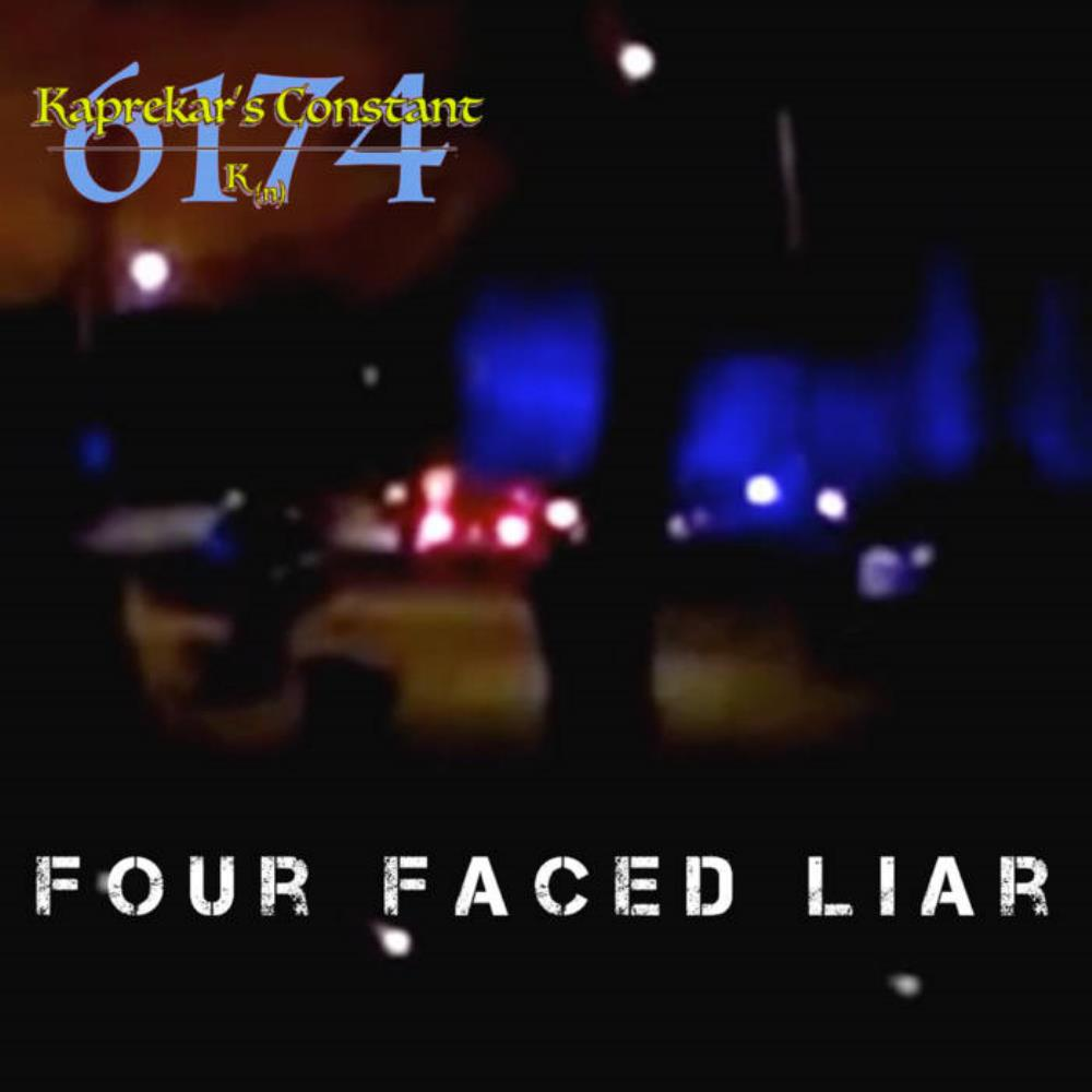 Kaprekar's Constant Four Faced Liar album cover