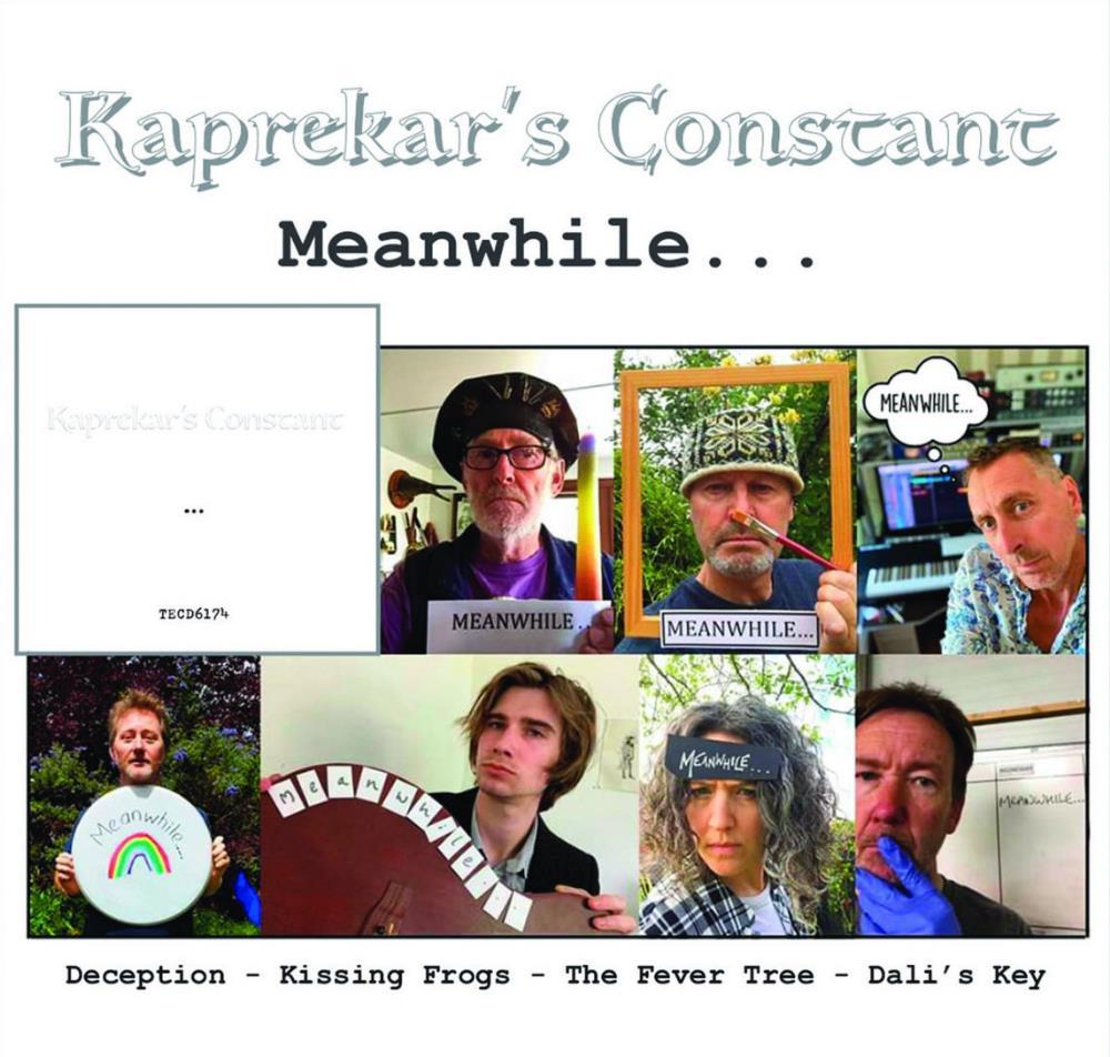 Meanwhile... by KAPREKAR'S CONSTANT album cover