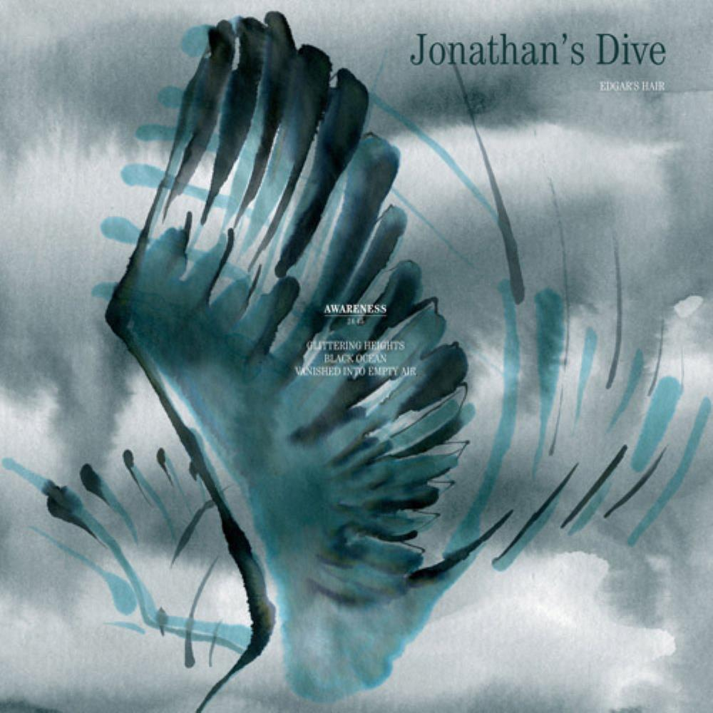 Edgar's Hair - Jonathan's Dive CD (album) cover