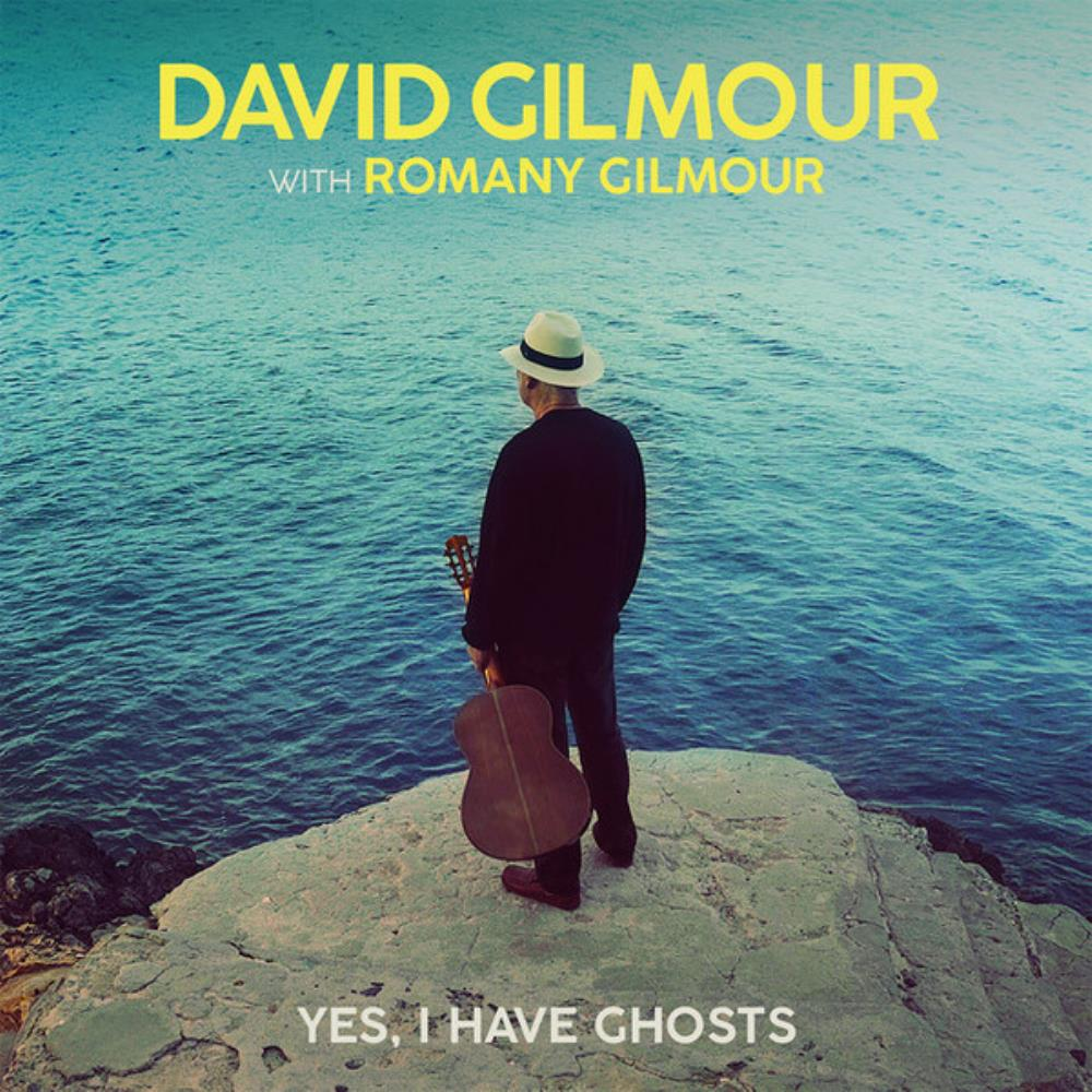 Yes, I Have Ghosts by GILMOUR, DAVID album cover