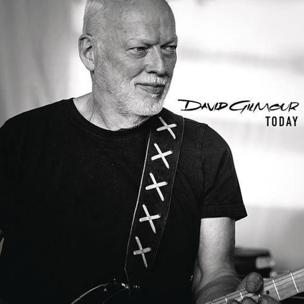 David Gilmour Today album cover