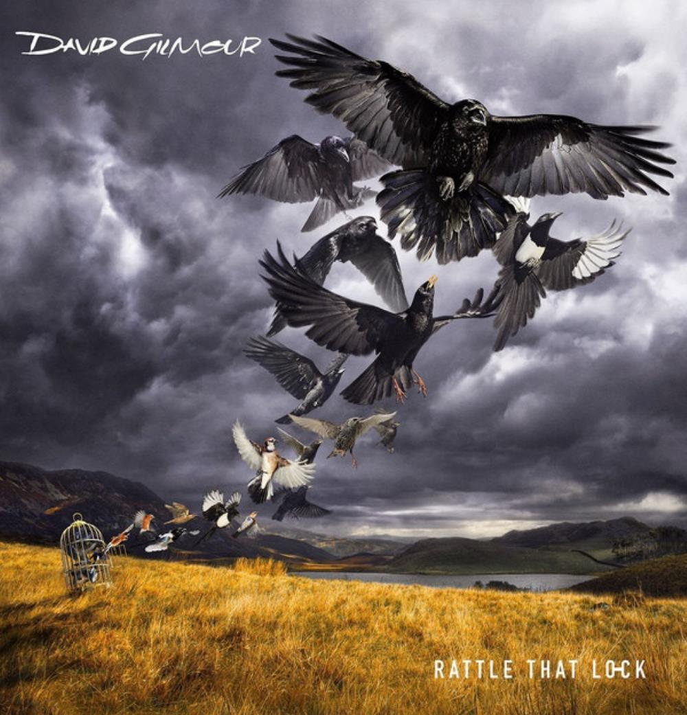 Rattle That Lock by GILMOUR, DAVID album cover