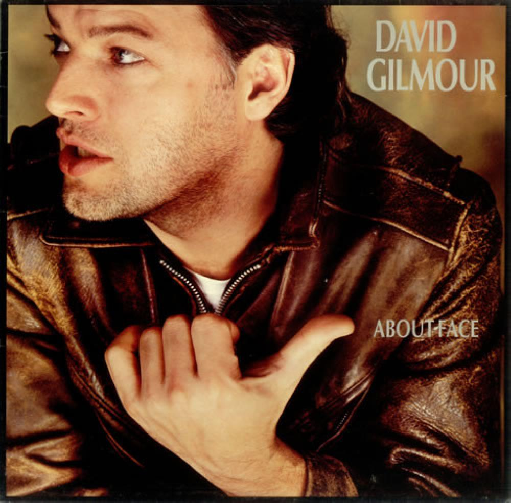 About Face by GILMOUR, DAVID album cover
