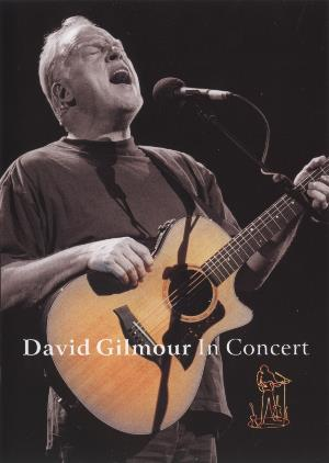 David Gilmour - David Gilmour In Concert CD (album) cover