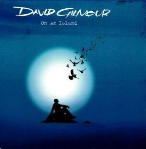 David Gilmour On An Island album cover
