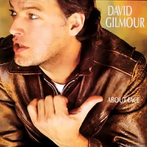David Gilmour - About Face  CD (album) cover