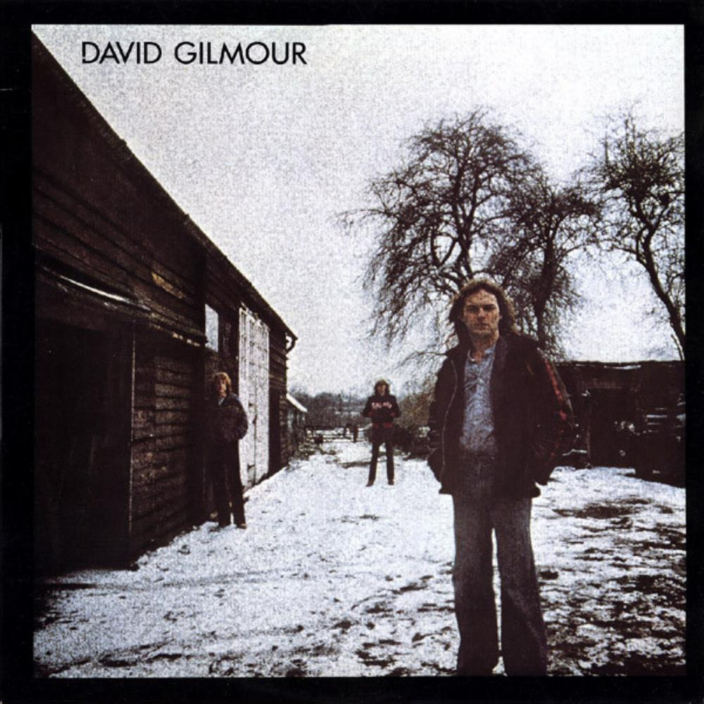 David Gilmour David Gilmour album cover