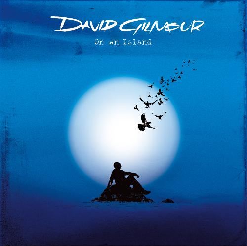 On An Island by GILMOUR, DAVID album cover