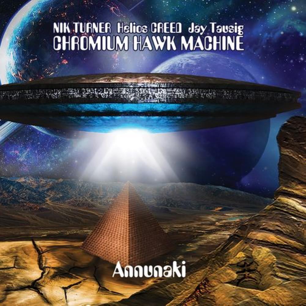Annunaki by CHROMIUM HAWK MACHINE album cover