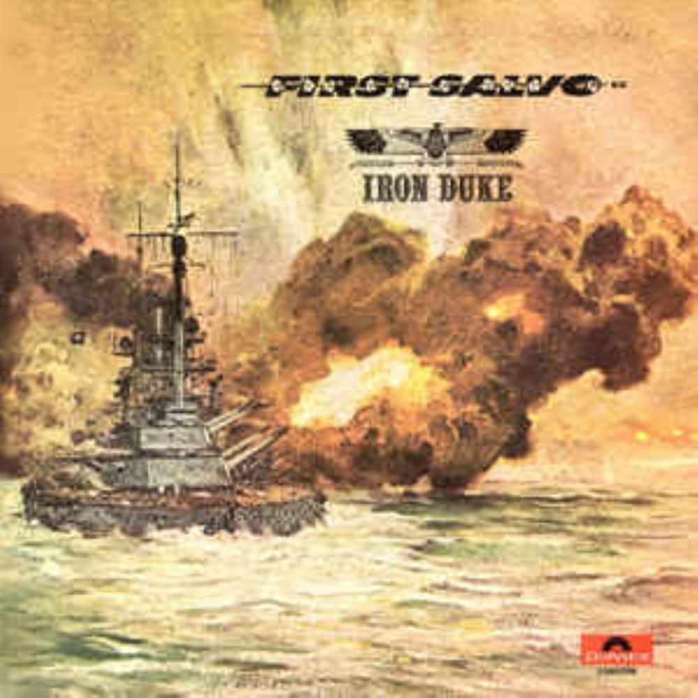 First Salvo by IRON DUKE album cover