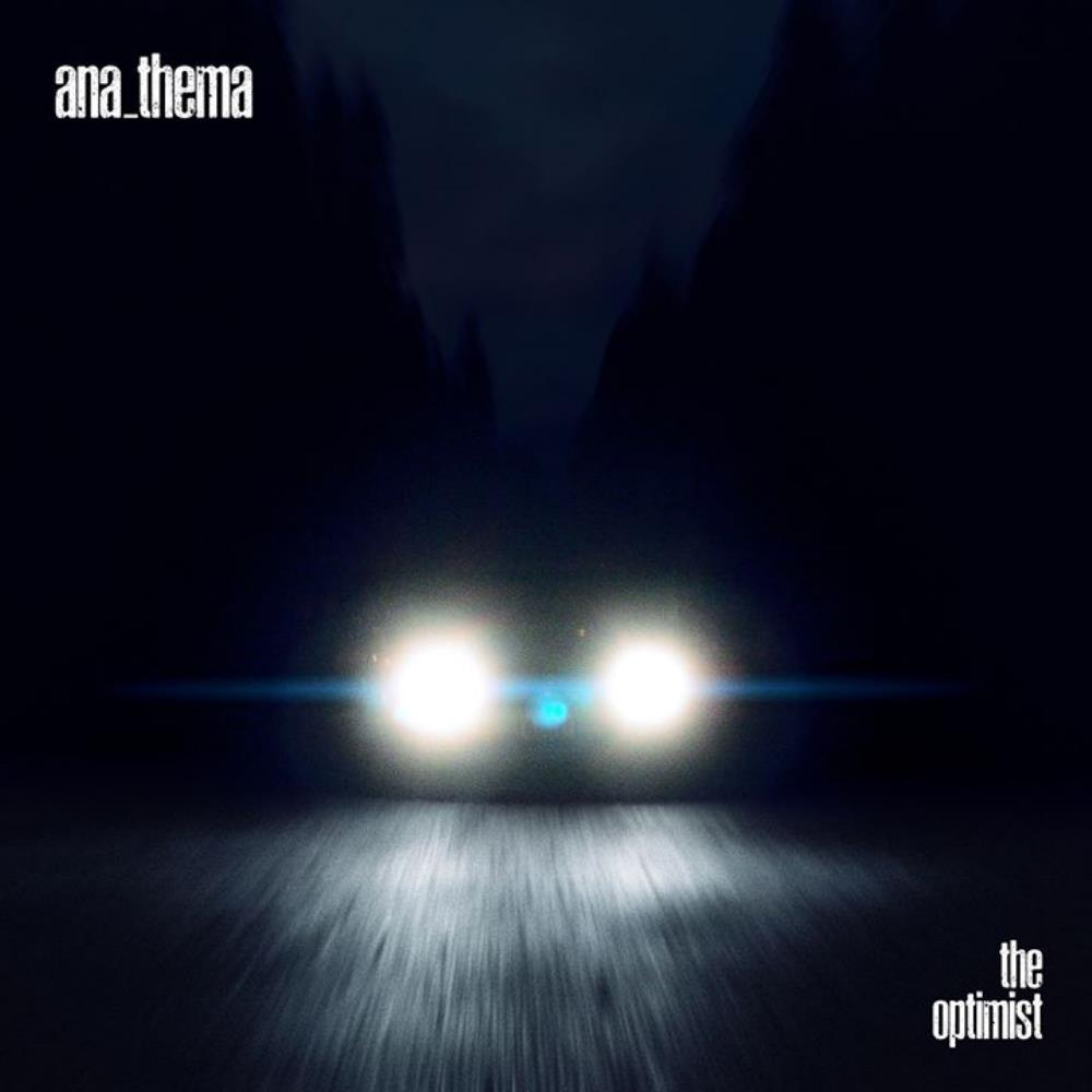 The Optimist by ANATHEMA album cover
