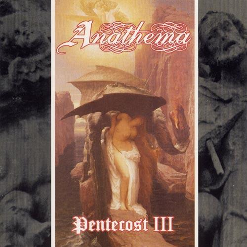 Anathema - Pentecost III CD (album) cover