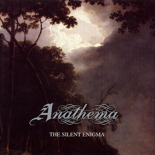 The Silent Enigma by ANATHEMA album cover