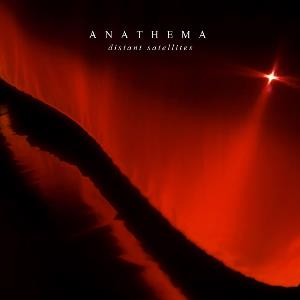 Anathema Distant Satellites album cover
