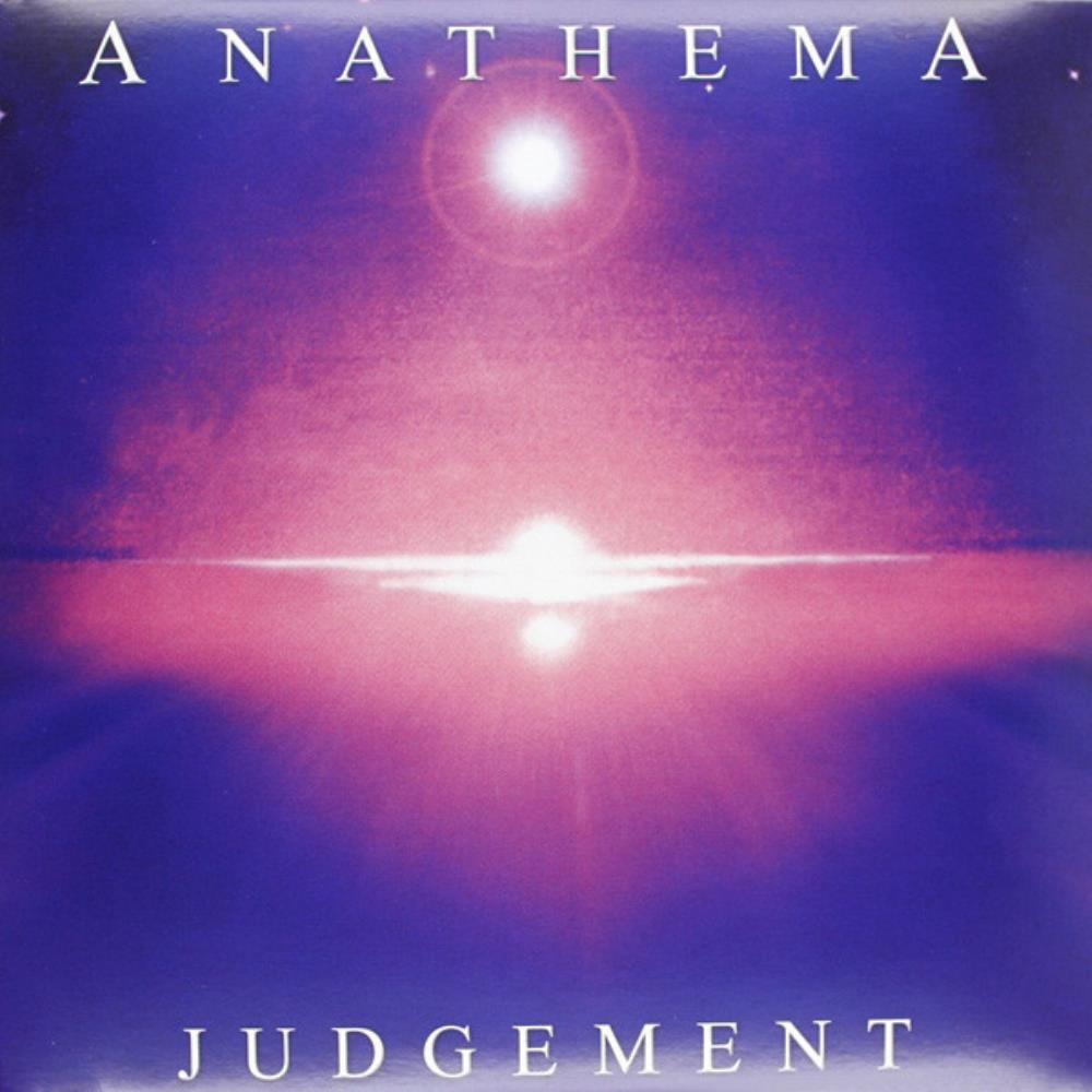 Anathema Judgement album cover