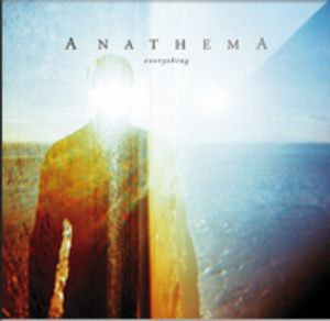 Anathema Everything album cover