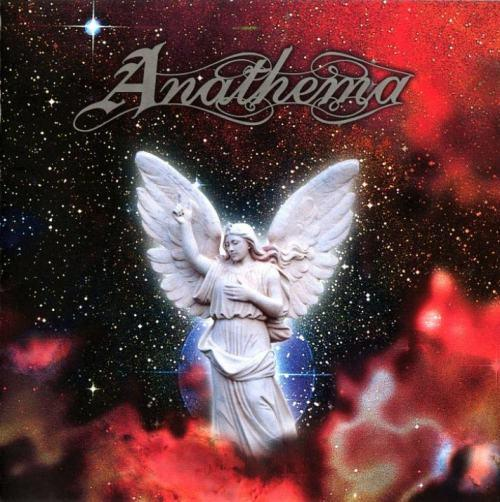 Eternity by ANATHEMA album cover