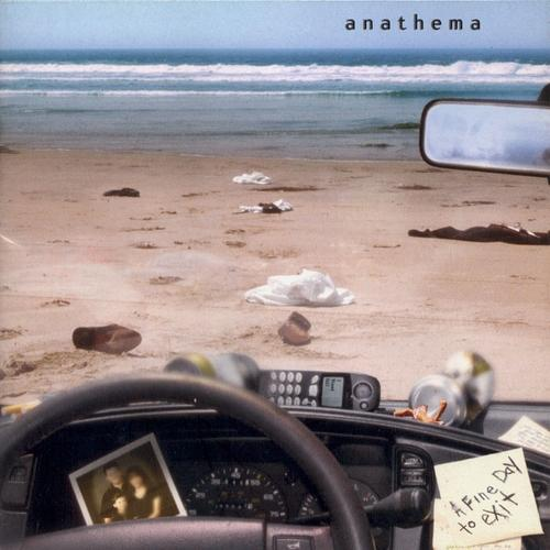 Anathema A Fine Day to Exit album cover