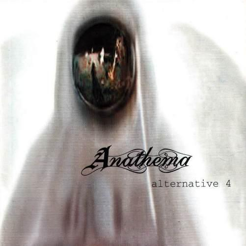 Anathema - Alternative 4 CD (album) cover