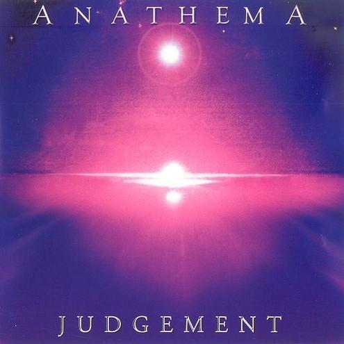 Anathema - Judgement CD (album) cover