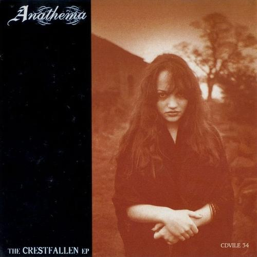 Anathema The Crestfallen album cover