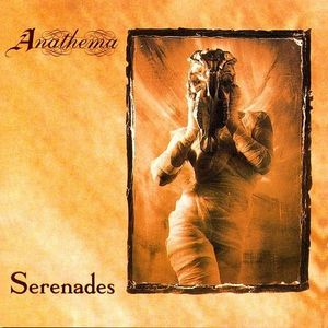 Anathema Serenades + Crestfallen album cover