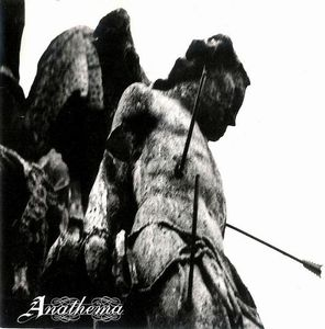 We are the Bible 7'' by ANATHEMA album cover
