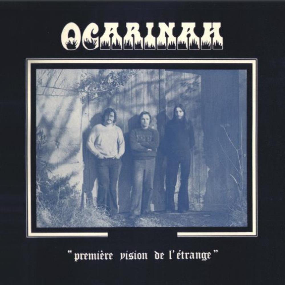Premiere Vision De L'Etrange by OCARINAH album cover