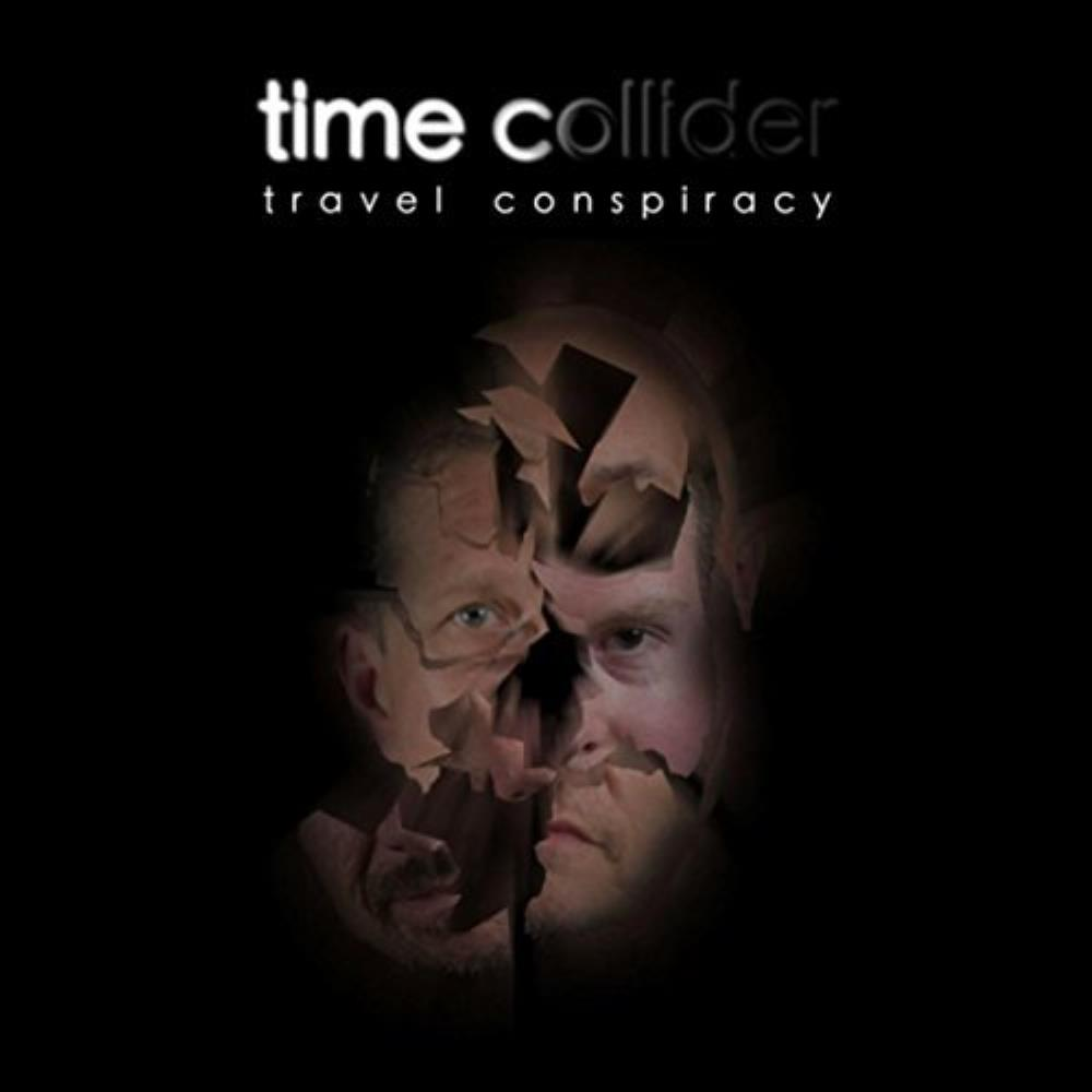 Travel Conspiracy by TIME COLLIDER album cover