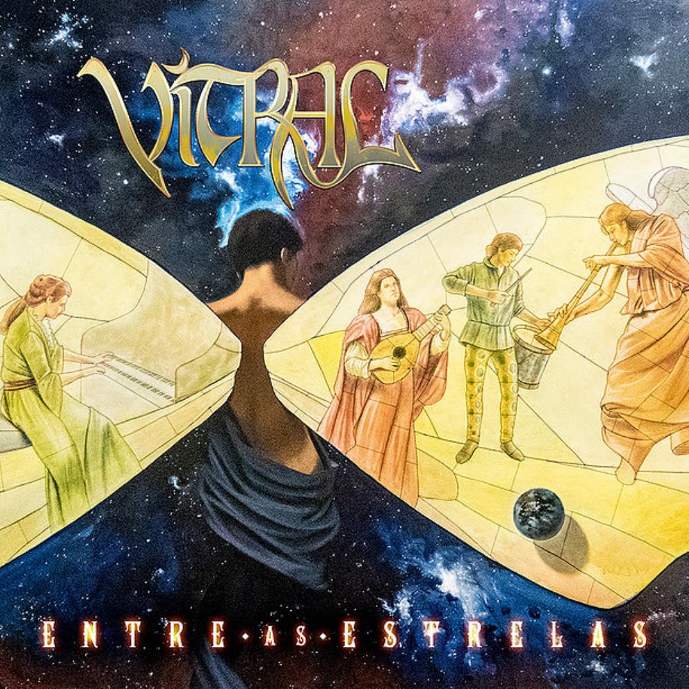 Vitral Entre As Estrelas album cover