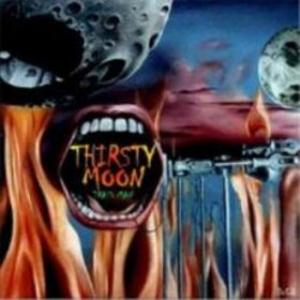 Thirsty Moon Trash Man album cover