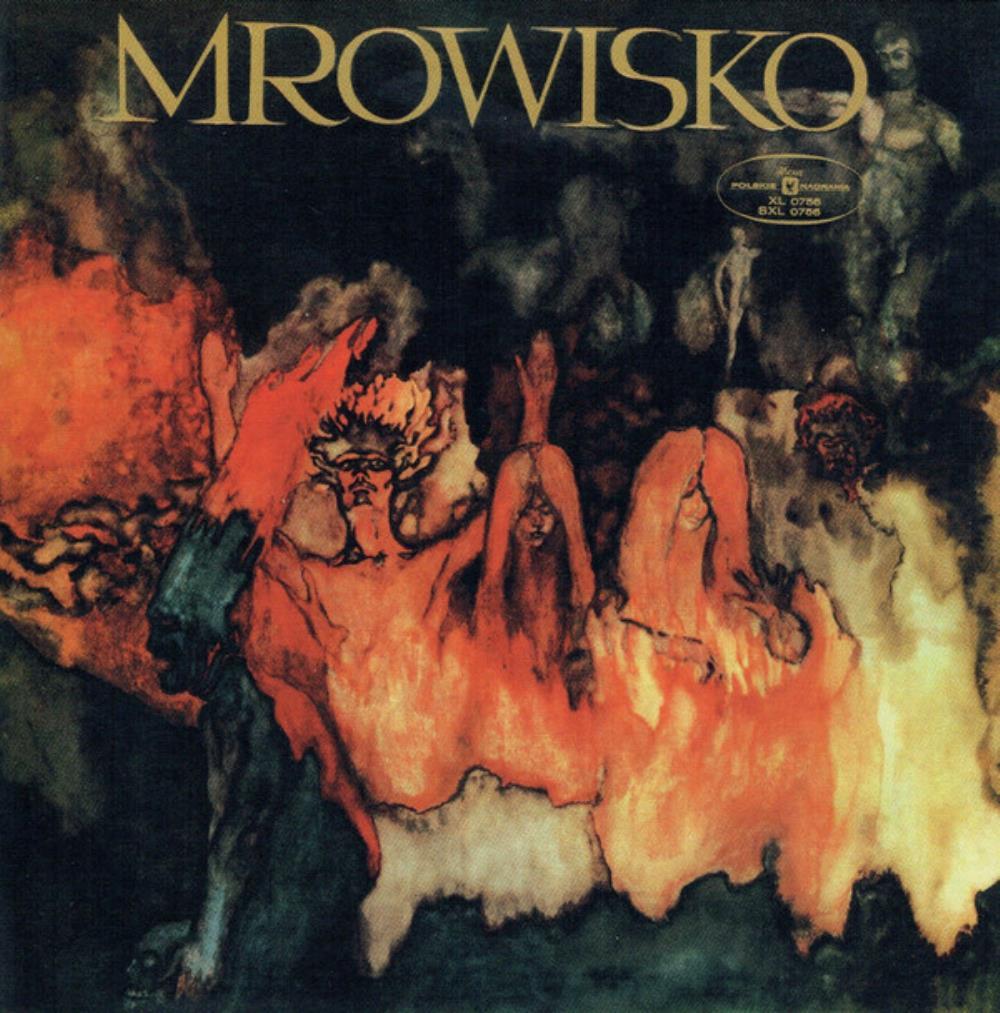 Mrowisko by KLAN album cover