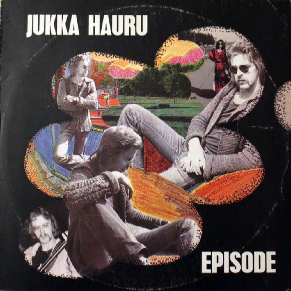 Jukka Hauru Episode album cover
