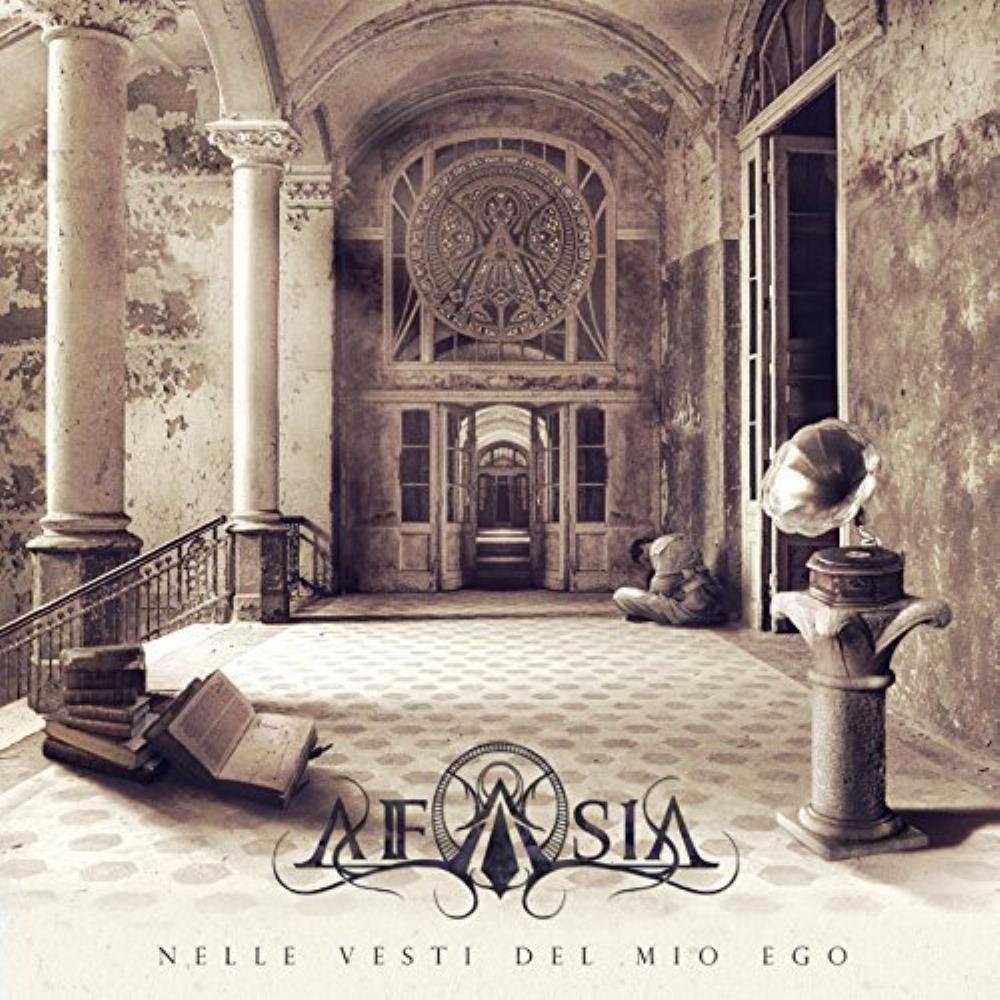 Nelle Vesti Del Mio Ego by AFASIA album cover