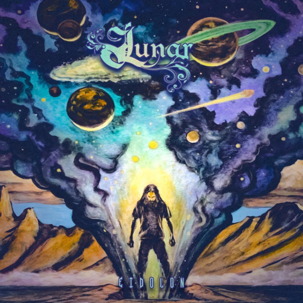 Eidolon by LUNAR album cover