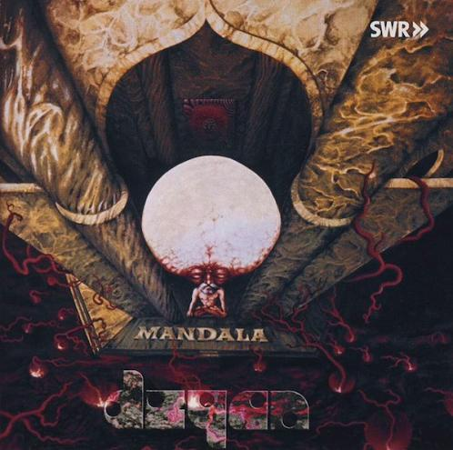 Mandala by DZYAN album cover